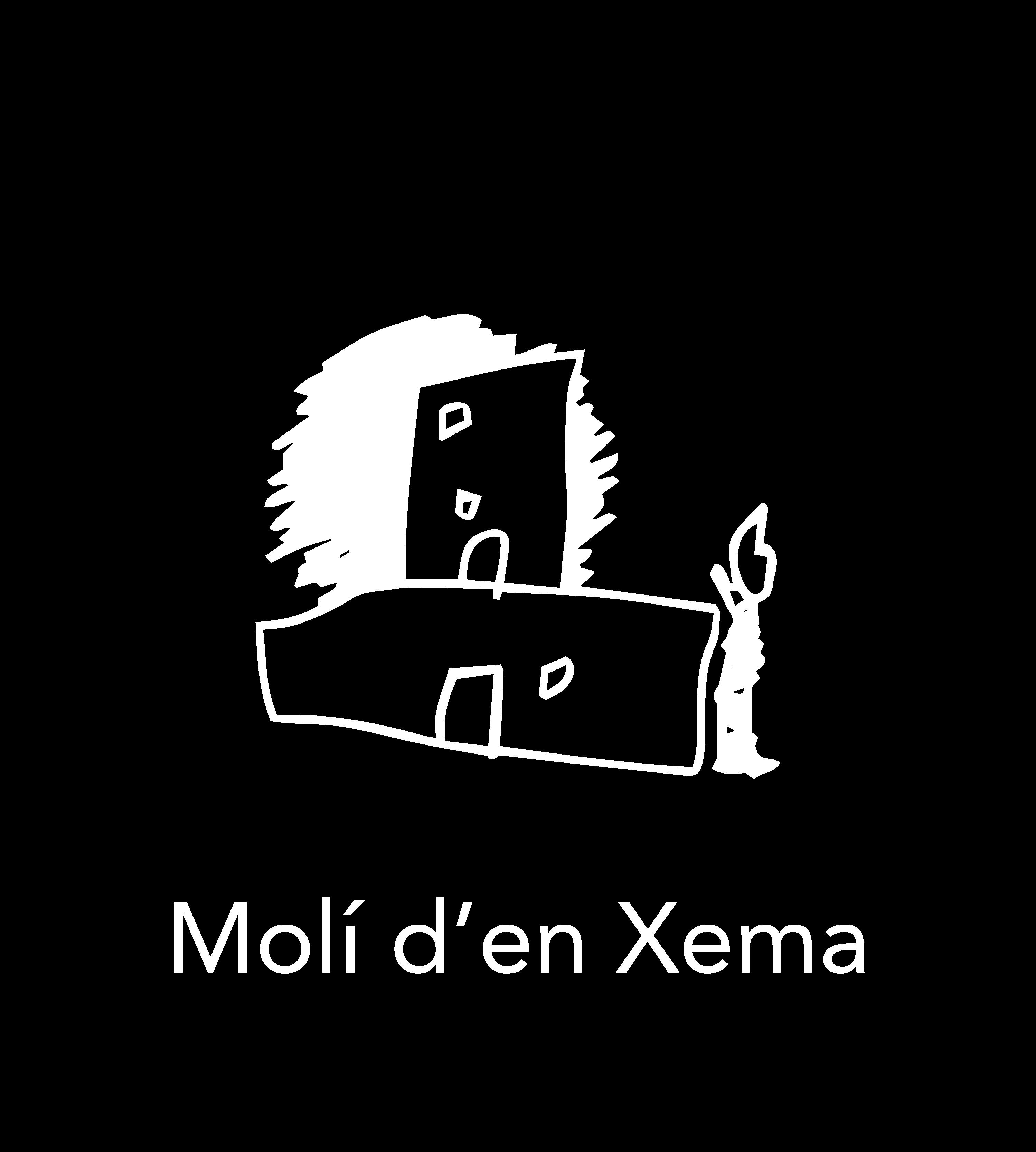 Logo Es Molí d'en Xema
