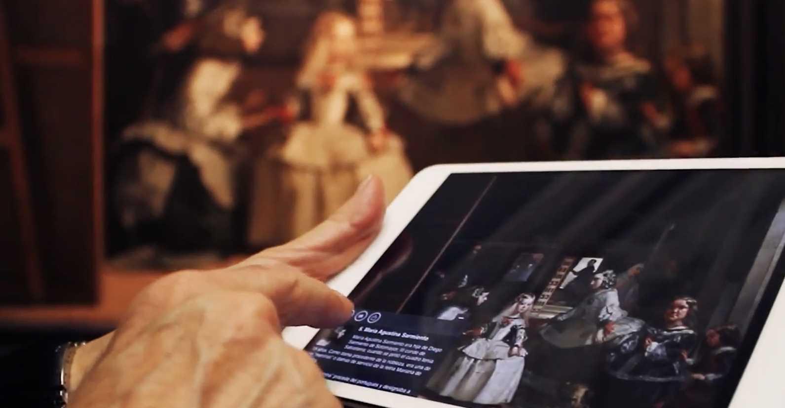 Así se alían las nuevas tecnologías con los museos
